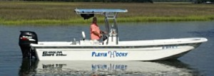 Playin Hooky Oak Island Charter Boat